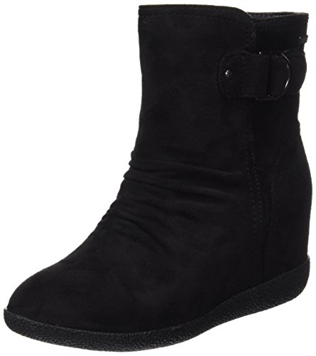 Mtng Collection 51710, Botas Mujer, Negro (Soft Negro), 38