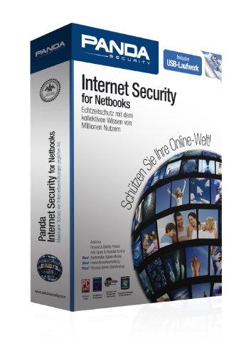Panda Internet Security für Netbooks 2011