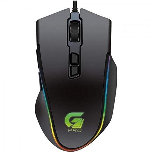 Mouse Gamer Pro M9 RGB Fortrek