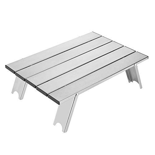 Takelablaze ローテーブル 折りたたみテーブル ミニテーブル アウトド キャンプ テーブル アルミテーブル ...