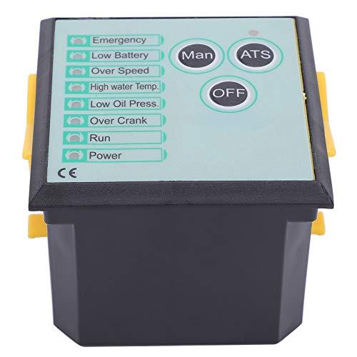 Qqmora Controlador de generador Controlador de Grupo electrógeno de diodo de Rueda Libre de diseño Modular para Motores diésel