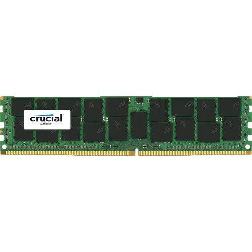 Crucial 16GB DDR4 2133 MHz PC4-17000 Registered ECC RDIMM Server Memory Module CT16G4RFD4213