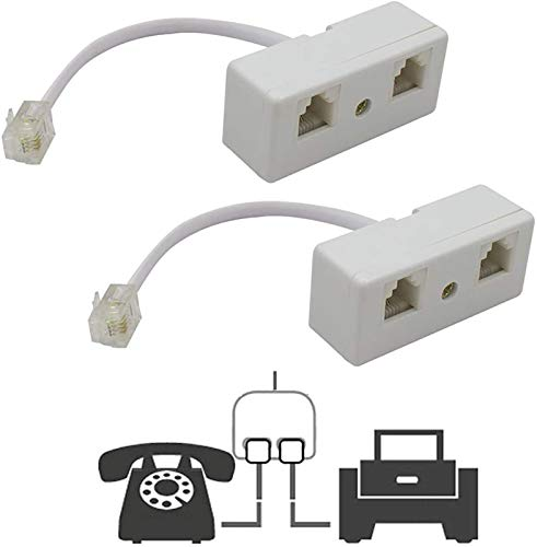 Two Way Telephone Splitters, Uvi...