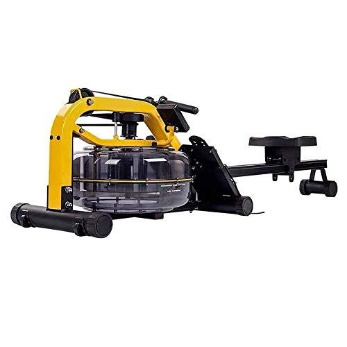 BZLLW Acqua Vogatore, Rower Interno con Regolabile Resistenza Water Wheel, Pieno Esercizio Corpo for Uso Domestico
