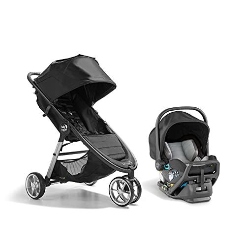 Baby Jogger City Mini 2 Travel System, Jet