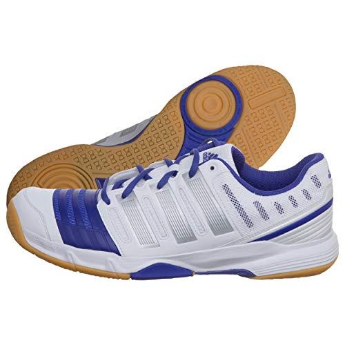 Adidas Handball Court Stabil 11 Damen Cwhite/tegrme/powpur, Größe Adidas:10