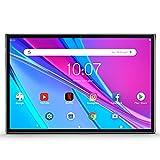 Pritom Tablet Android de 10 pulgadas, Android 10.0, 3GB RAM, 32GB ROM, Procesador de cuatro núcleos, WiFi 5G y 2.4G, Cámara dual 5.0 MP + 8.0 MP, WiFi, GPS, Bluetooth 5.0, Tablet PC