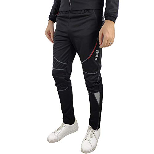 Santic Cycling Pants, Athletic fit Sports Pants for Outdoor and Multi...