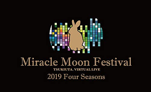 【BD】ツキウタ。 Miracle Moon Festival -TSUKIUTA. VIRTUAL LIVE 2019 Four Seasons- [Blu-ray]