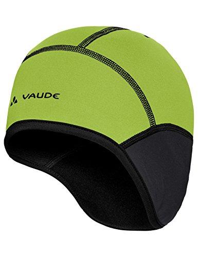 VAUDE Accessories Bike Windproof Cap III, black/chute, M, 032236185300