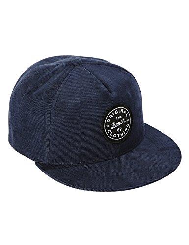 Bench Herren Interest Fabric Baseball Cap, Blau (Dark Navy Blue NY031), One Size