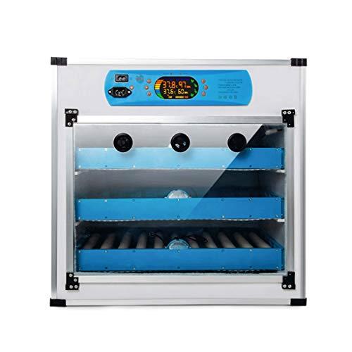 LBBL Vollautomatisch Brutapparat, Mit Temperatur Steuerung Wendefunktion Eier Brutautomat Leistung 120W Geeignet Für Hühner Enten Und Anderes Geflügel (Size : 180 Eggs)