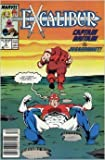 EXCALIBUR #3 MARVEL Comics