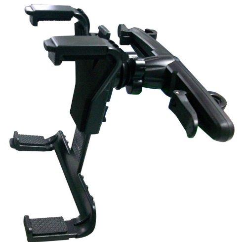 Navitech einstellbare KFZ Rücksitz Montierung für das Coby Kyros MID1042 10.1