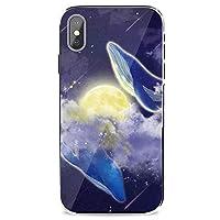 Galaxy Note20 Ultra ケース ギャラクシーノート20ウルトラケース galaxynote20ultraケース galaxy note20 ultra 5G SC-53A 耐衝撃 スマ 海の鯨 アニマル 2967768