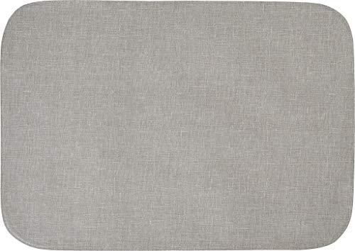 Sander abwischbare, fleckversiegelte Tischdecke Bistro Allegro, 135x220 cm, Farbe 27- Granit/Stein