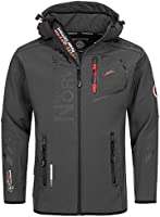 Geographical Norway Vantaa Veste Softshell pour Homme Outdoor Function résistant à l'eau