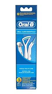Braun Oral-B Oral Care Essentials Aufsteckbürsten Kit, 3 Stück (B003VWD56A) | Amazon price tracker / tracking, Amazon price history charts, Amazon price watches, Amazon price drop alerts
