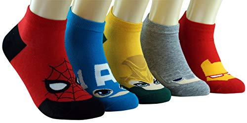 Marvel Superhéroes Avengers Calcetines