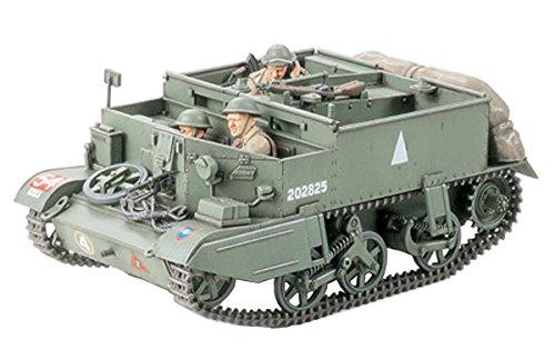 タミヤ 1/35 ミリタリーミニチュアシリーズ No.249 イギリス陸軍 ブレンガンキャリヤー 強行偵察 プラモデル 35249