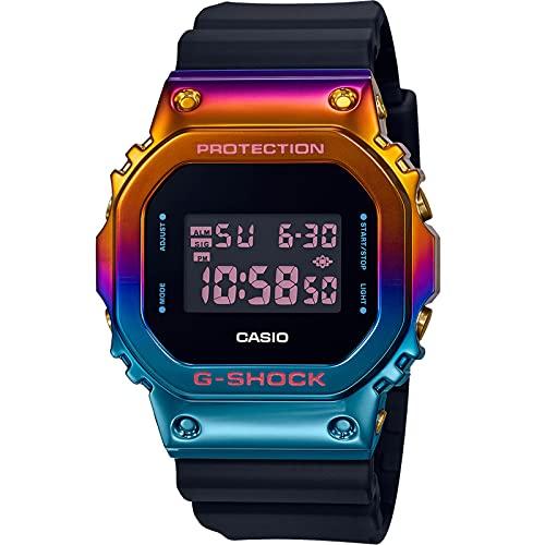 Casio G-Shock By Men's GM5600SN-1 Digital Watch Multi-Color