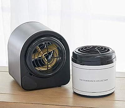 The Ritz-Carlton Room Diffuser Set - Scent Machine and Coastal Breeze Scent Cartridge - Notes of Bergamot, Sandalwood, and Ylang Ylang