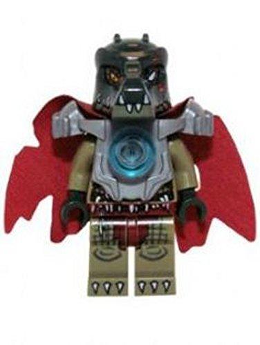 LEGO Minifigure - Cragger