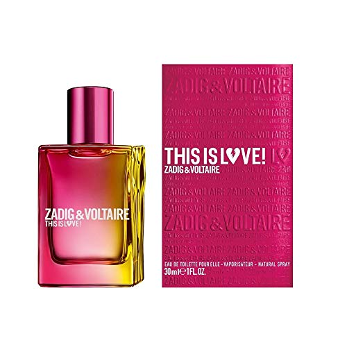 Perfume Zadig & Voltaire This is Love ! Pour Elle