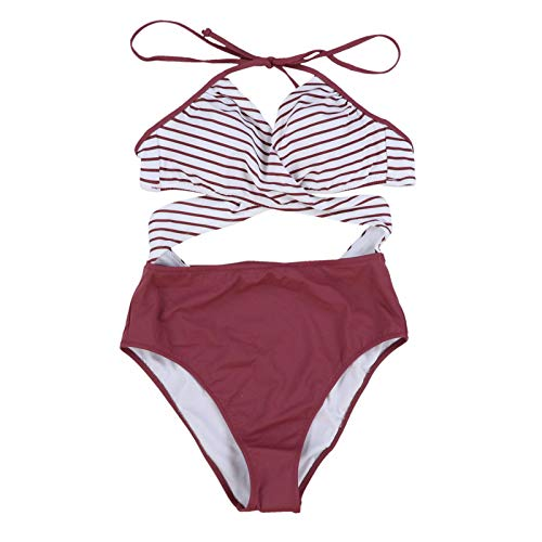 Victoria's Secret Monokini Badeanzug, einteilig, Pink - Pink - Large