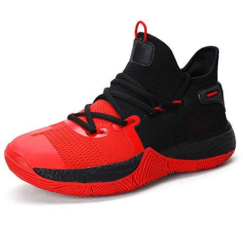 Zapatos de Baloncesto Hombre Alto para Ayudar a los Zapatos Deportivos Zapatillas para Niños