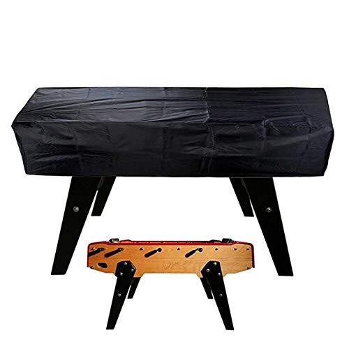 Tonquu Housse de table de baby-foot rectangulaire Oxford résistante et imperméable