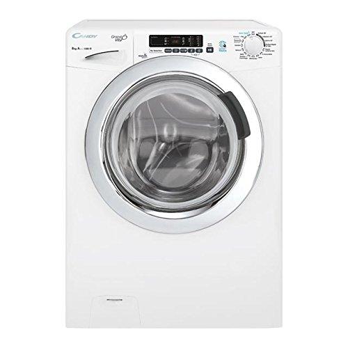 Candy GVS 138DWC3-01 Libera installazione Carica frontale 8kg 1300Giri/min A+++ Bianco lavatrice