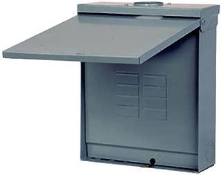 SIEMENS W0816ML1125CU 125 amp, 8 Space, 16 Circuit, Outdoor Center Load Cente