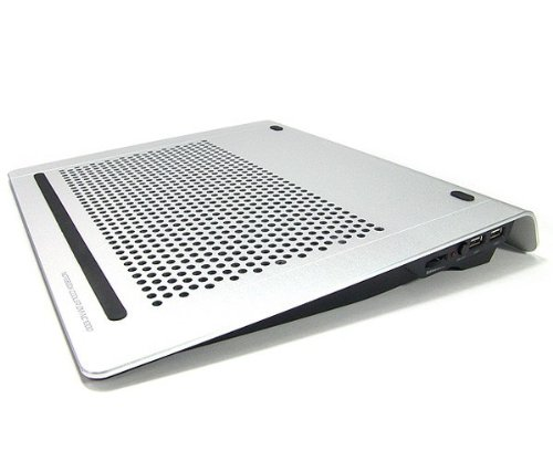 Zalman NC1000-S Laptop Cooling Pad with Pure Aluminum Panel (NC1000-S)