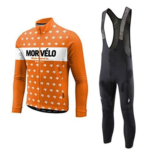 Heren Fietsshirts Pak Fietskleding Shirt Ademende Tops Met 3D-Kussen Gevoerde Broek Sport Sneldrogende MTB-Fietskleding,3,4xl