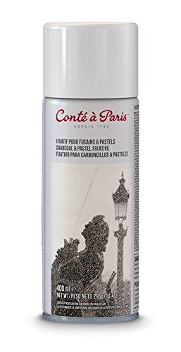 Conté à Paris - Spray fijador para pastel y carboncillo, 400 ml 🔥
