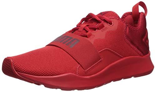 Puma Wired Pro Zapatillas, Unisex adulto, High Risk Red/Asphalt, 29