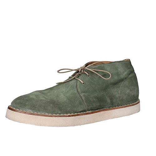 MOMA Elegante Schuhe Damen Wildleder grün 37 EU