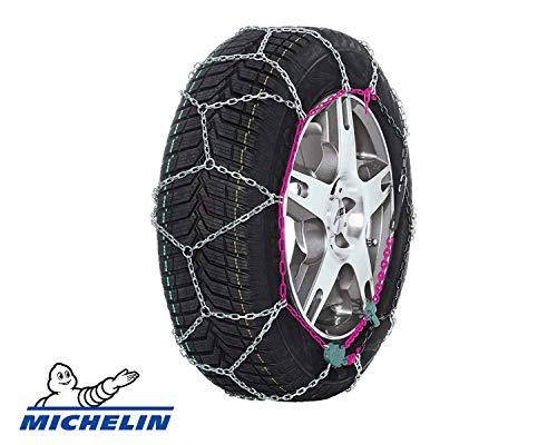 Cadenas de Nieve Michelin / A 000 216 / 2 MX N 6B / Cadenas de nieve enX patter,Tensión auto / 1par