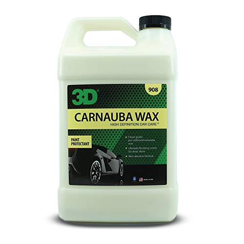 Best 3d auto detailing products waxes review 2021 - Top Pick