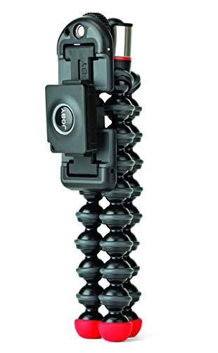 Oferta de JOBY GripTight One GP Magnetic Impulse - Soporte nivuersal y trípode magnético GorillaPod con Control Remoto Bluetooth para Smartphone e iPhone, JB01494-BWW