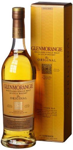 Glenmorangie The Original Highland Single Malt Scotch Whisky 10 Years 0,70l