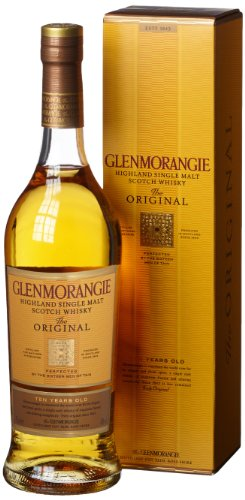 Glenmorangie The Original Highland Single Malt Scotch Whisky 10 Years 0,70l