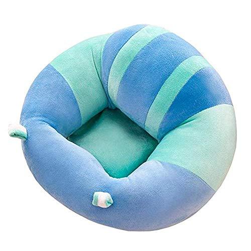Ouqian Kleinkinder Sofas Säuglingssitz Stuhl Baby Unterstützung Sitz Sofa Kinder Lernen zu Sitzen Stuhl U-förmige Kuschel Baby Sitz Plüsch Kissen Kissen Spielzeug Kindersofas