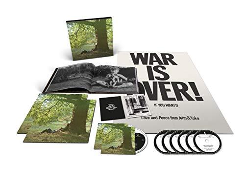 Plastic Ono Band [6 CD/2 Blu-ray Box Set]