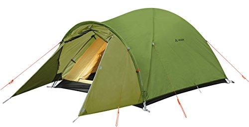 VAUDE Campo Compact XT 2P Tente Mixte Adulte, Chute Green