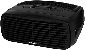 Holmes Desktop HEPA-Type 3 Speeds plus Optional Ionizer small Air Purifier
