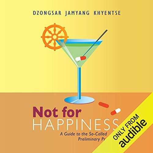 Not for Happiness  By  cover art