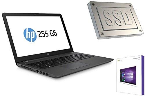 "Preisvergleich Produktbild LAPTOP HP 255 G5 - 16GB RAM - 256GB SSD - WINDOWS 10 PRO - 39cm (15.6"") DISPLAY MATT - BLUETOOTH"