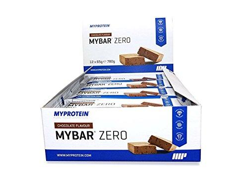 MyProtein Protein Light Bar Chocolate 65g (Scatola da 12) - 780 g